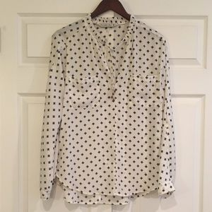 ABERCROMBIE & FITCH Blouse M